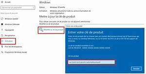 Comment Avoir Windows 10 Gratuit : comment mettre niveau windows 10 famille vers windows 10 pro ~ Medecine-chirurgie-esthetiques.com Avis de Voitures