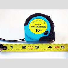 Tape Measure  How To Read A Tape Measure