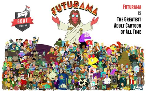 Greatest Adult Cartoon Of All Time