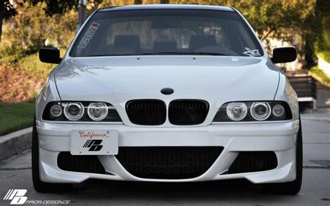 Prior Design Front Bumper For Bmw 5 Series, E39