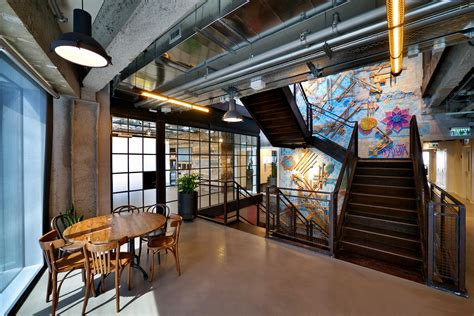 Facebook offices Tel-Aviv   Setter Architects   Archello