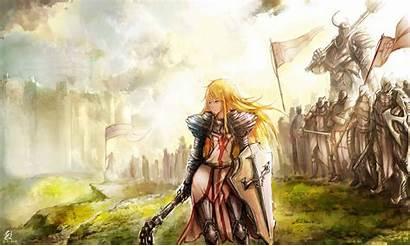 Crusader Diablo Knight Armor Crusaders Iii Mythology