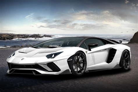 Lamborghini Aventador S Tecno By Dmc Hiconsumption