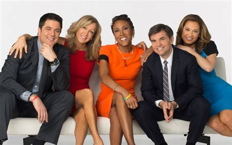Which Anchor Is Leaving Good Morning America?