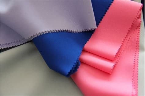 plain chair cover 100 polyester mini matt fabric for garments