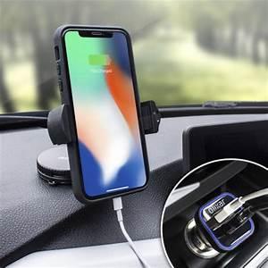Chargeur Voiture Iphone : accessoires iphone x chargeur ~ Dallasstarsshop.com Idées de Décoration