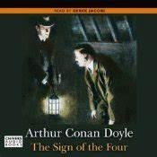 Audiobook The Sign of the Four, Sir Arthur Conan Doyle Lulu's Bookshelf