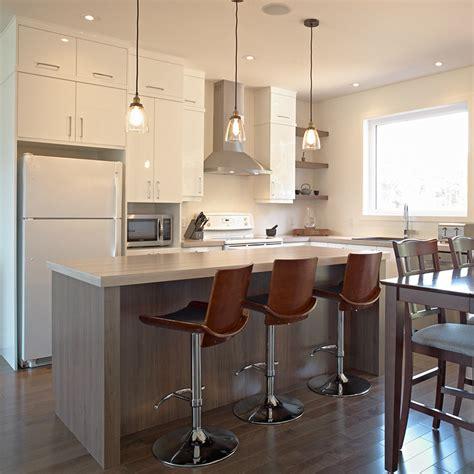 cuisine en m駘amine cuisines beauregard cuisine réalisation 323 armoires en mélamine et thermoplastique