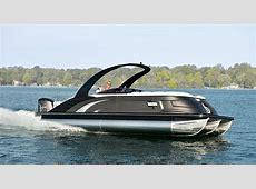 QX25 Fiberglass Pontoon Boats by Bennington