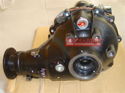 ktoyota hilux vigo front differential carrier