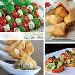 bridal shower appetizer ideas caprese skewers ricotta With appetizers for wedding shower