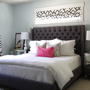 danielle oakey interiors bedrooms light blue walls