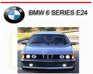 Bmw 6 Series E24 633 635 M6 1983
