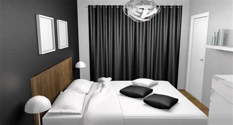 chambre gris blanc meuble chambre a coucher pas cher