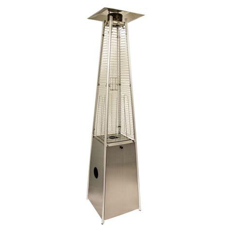 az patio heaters az patio heaters 40 000 btu quartz glass stainless