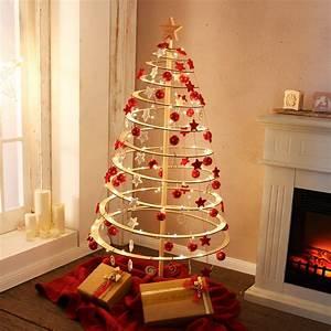 Weihnachtsbaum Aus Metalldraht : spiral weihnachtsbaum aus holz ~ Sanjose-hotels-ca.com Haus und Dekorationen