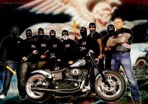 Hells Angels MC Motorcycles
