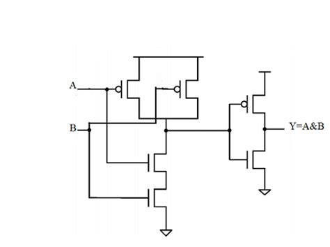 The Basic Elements Digital Circuits Mosfet Gate