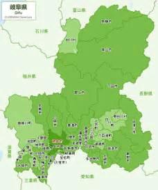 岐阜県:岐阜県 地図|ゼンリン地図サイト いつもNAVI