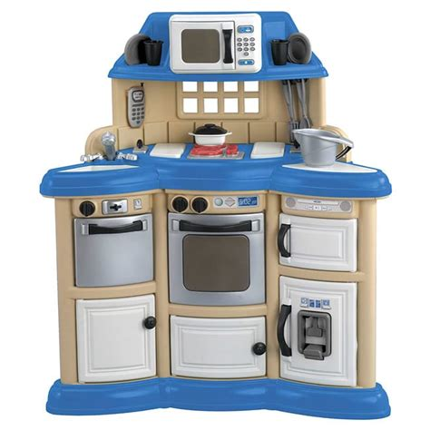 kitchen set for toddlers american plastic toys children s kitchen play set free
