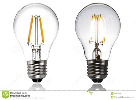 new energy efficient incandescent light bulbs led light bulb stock photo image 56919676