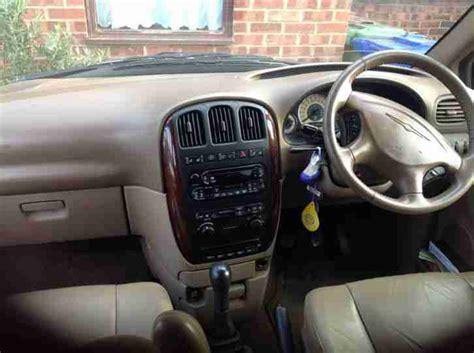 manual cars for sale 2001 chrysler voyager transmission control chrysler grand voyager 2 5crd limited lx diesel manual 51 reg car for sale