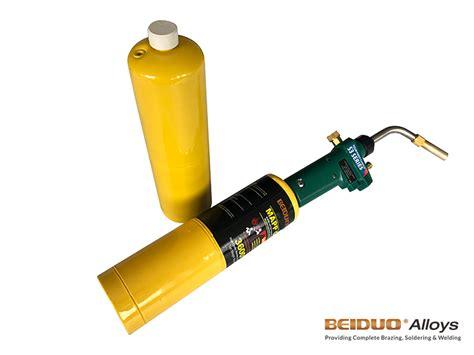 Mapp Gas Bottle 1l