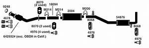 Dodge Grand Caravan Exhaust Diagram From Best Value Auto Parts