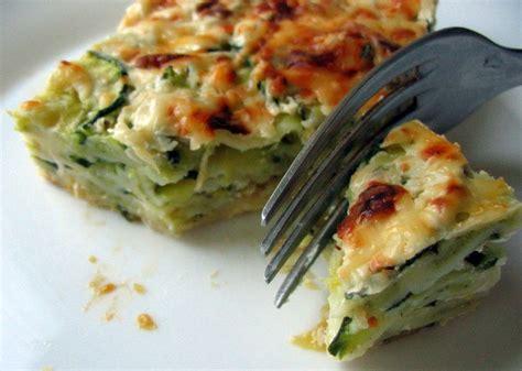 cuisine des courgettes cuisine gourmande gratin de courgettes aux ravioles