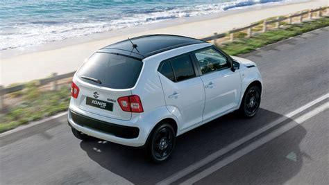 suzuki ignis  car sales price car news carsguide