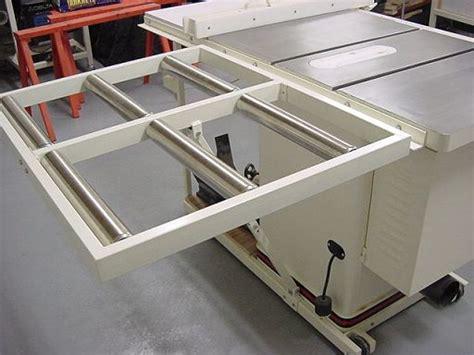 table  upgrades delta contractors  woodworking