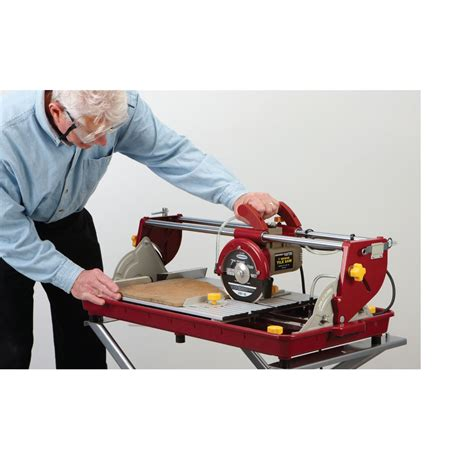 Tile Saw Stand Harbor Freight by 7 Quot Bridge Tile Saw 1 5 Hp