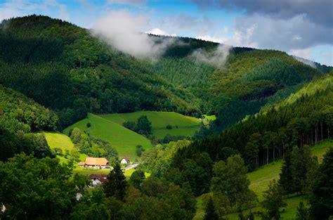 Selva Negra En Semana Santa, El Corazón De La Europa Más