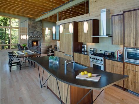 Modern Design Kitchen Cabinet Doors: HGTV Pictures & Ideas