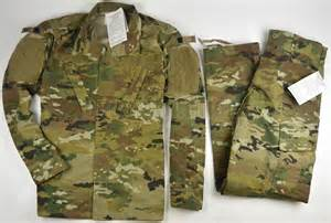 Scorpion Army New OCP Uniform