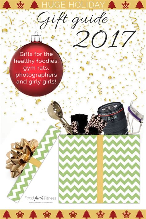 christmas gifts for gym rats gift guide 2017 food faith fitness