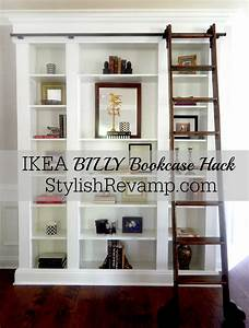 Billy Bücherregal Ikea : die besten 25 billy b cherregal hack ideen auf pinterest ~ Lizthompson.info Haus und Dekorationen