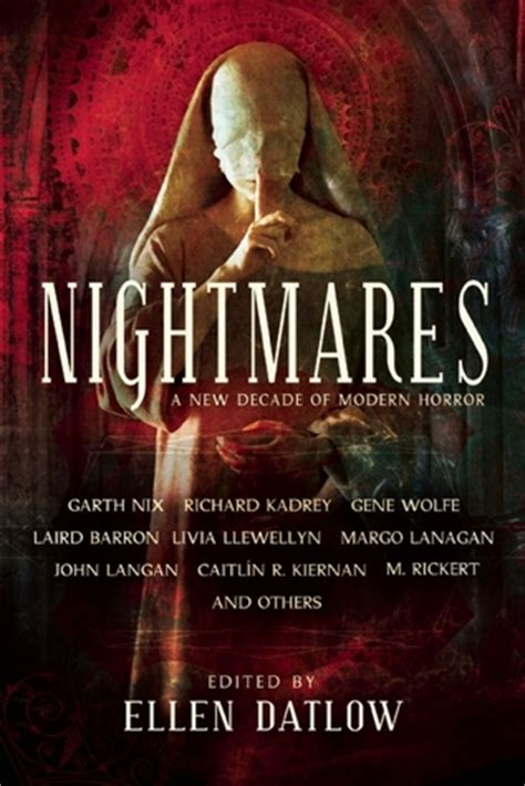 nightmares   decade  modern horror  ellen datlow