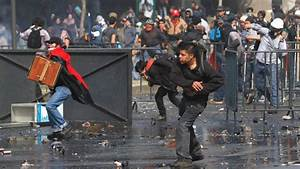 In Mexico 69 People Jailed Following Protests Against ...