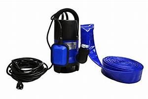 Hot Tub And Pool Submersible Drain Pump And 25 U2032 Water Hose