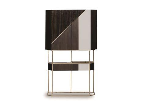 wooden bar cabinet designs wireframe bar cabinet by baxter design draga aurel