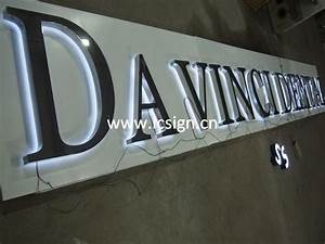 acrylic channel letter led signsbacklit led channel With plastic billboard letters