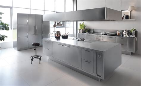 kitchen cuisine a stainless steel kitchen designed for at home chefs