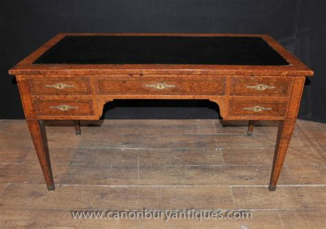 bureau napoleon antique napoleon walnut partners desk writing table
