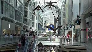 Toronto Eaton Center Shopping Mall