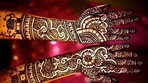25 Most Popular Traditional Mehndi Designs for hands