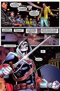 Deadpool vs Taskmaster - Battles - Comic Vine