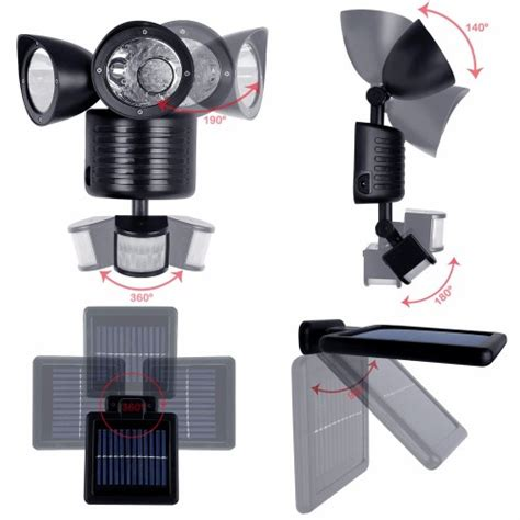 best security light with motion sensor other electrical lighting 22 led twin head pir motion