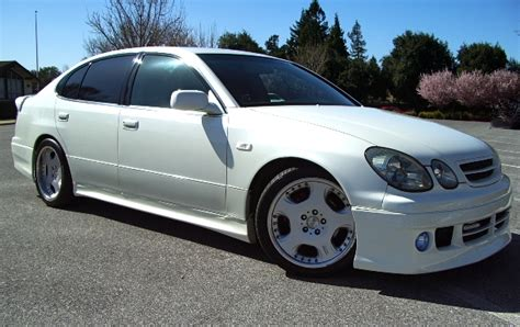 custom lexus gs400 ca 1999 pearl white gs400 custom 136 500 miles 9500