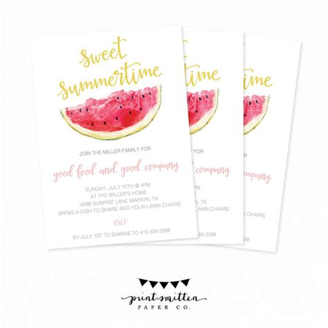 50 of The Best Designed Party Invitations :: Design :: Paste